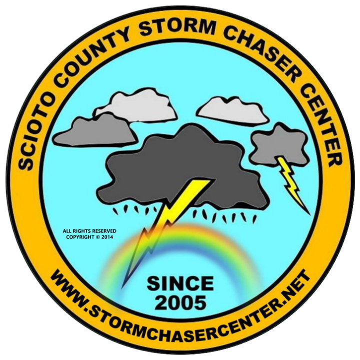 Scioto County Storm Chaser Center's Logo