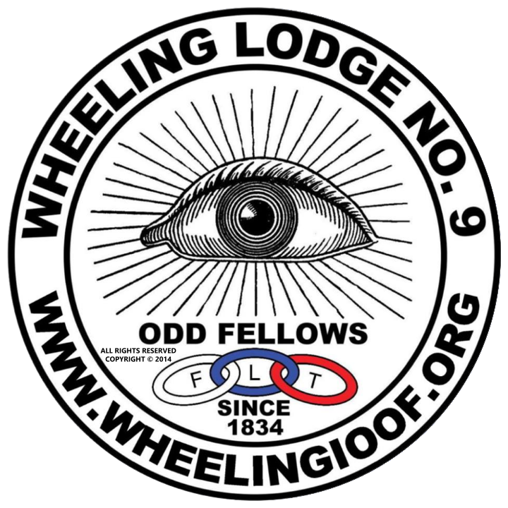 Wheeling Lodge No. 9's Logo